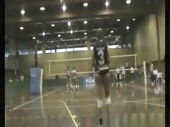 Sexy Volleyball Girls