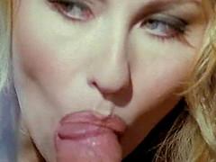 Blonde Ashlyn Gere takes massive dicks hardcore doggystyle