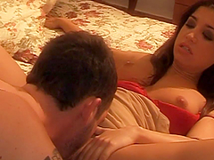 Nonstopping Sex With A Hot Brunette