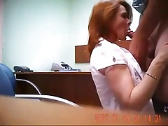 real office sex in russia