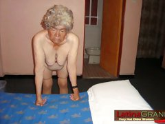 These grannies are not bashful and they love to do naughty things