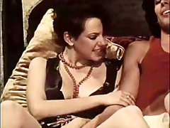 Best facial vintage scene with Desiree Cousteau and Kathy Kaufman