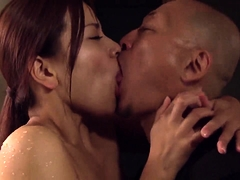 Lustful Japanese wife gets sexually fulfilled by her lover