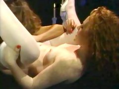 Redhead Freckled Nurse Flame Shares A Dick