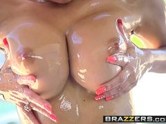 Brazzers - Big Wet Butts - Savana Styles and Danny D - Buttfuckers Delight