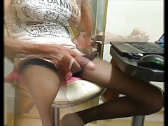 Long Clit Granny TV II - UK