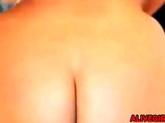 Busty Blonde With Milk Filled Boobs