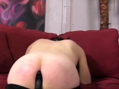 Domina interracial anal