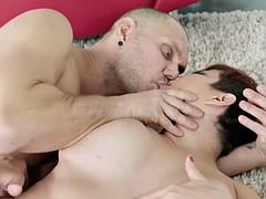 amaranta hank is a voluptuous redhead latina cock pleaser
