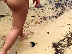 ENF Wife on Beach
