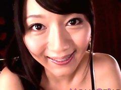 Japanese hot busty wife affair