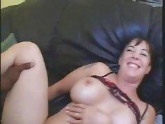 Darlene's Anal Creampie