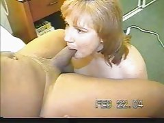 Sexy Redhead Wife Loves That Big Black Cock #7.elN
