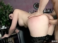 Angell Summers fucked from behind