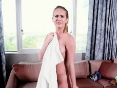 Blondie Daisy Stone Gets Spied On By Peeping Tom