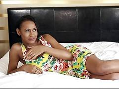 TeenyBlack  18year old Black Beauty Porn Debut