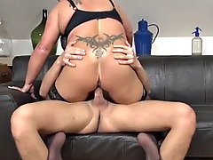 big mama blows and fucks lucky boy