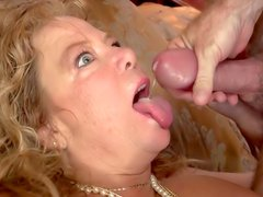 Horny Grannies Love To Fuck - Karen Summer