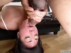 Teen outdoor He boy's up and sprays on Lexy, smacking