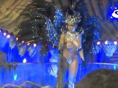 Rio Naked Carnival Sambadrome