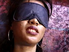 asian mature bound gagged and chained