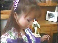Cute Japanese Fujiko Kano Loves Cock DM720