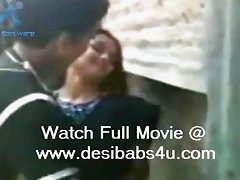 Indian Girl Fucked Out Side Home