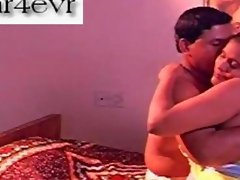 Classic Indian plumb mallu aunty enjoyed nude on bed nice ass