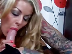 Sexy Maid Fucks Her Boss
