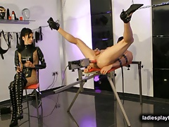 My Fucktoy in Chastity - Mistress Zita