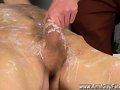 Amazing twinks Adam is a real pro when it comes to violating