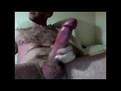Jerking Hung Big Dick